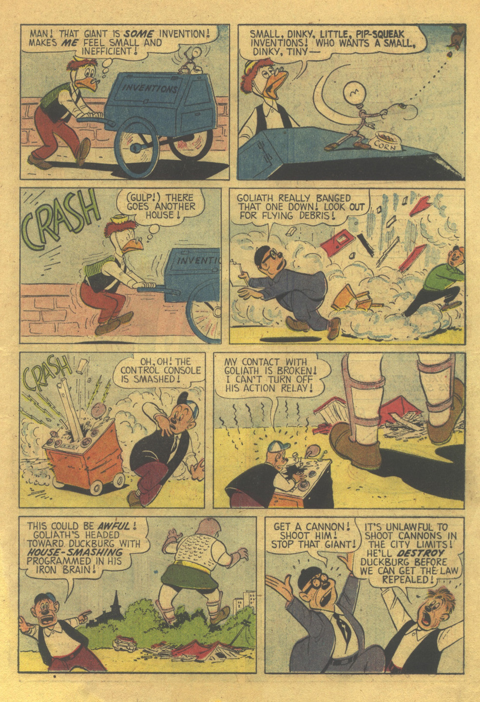 Uncle Scrooge (1953) Issue #36 #36 - English 21