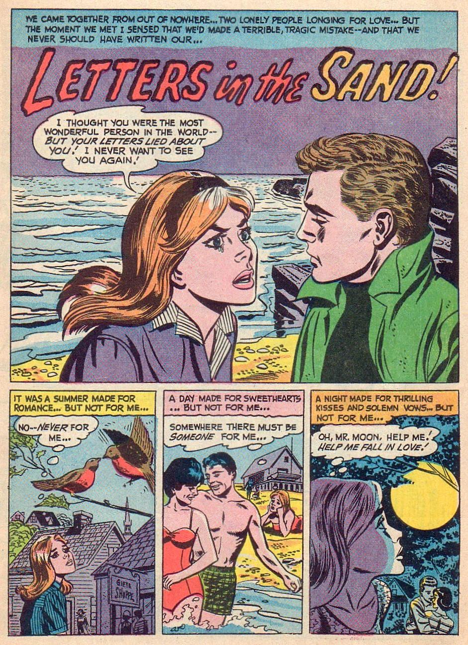 Read online Secret Hearts comic -  Issue #124 - 7