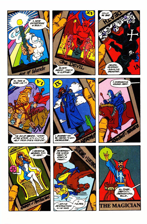 Read online Secret Defenders comic -  Issue #1 - 2