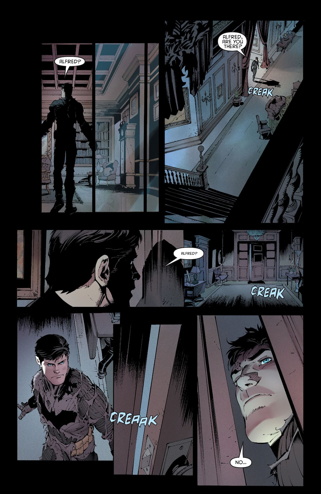 Batman (2011) Issue #14 #29 - English 6