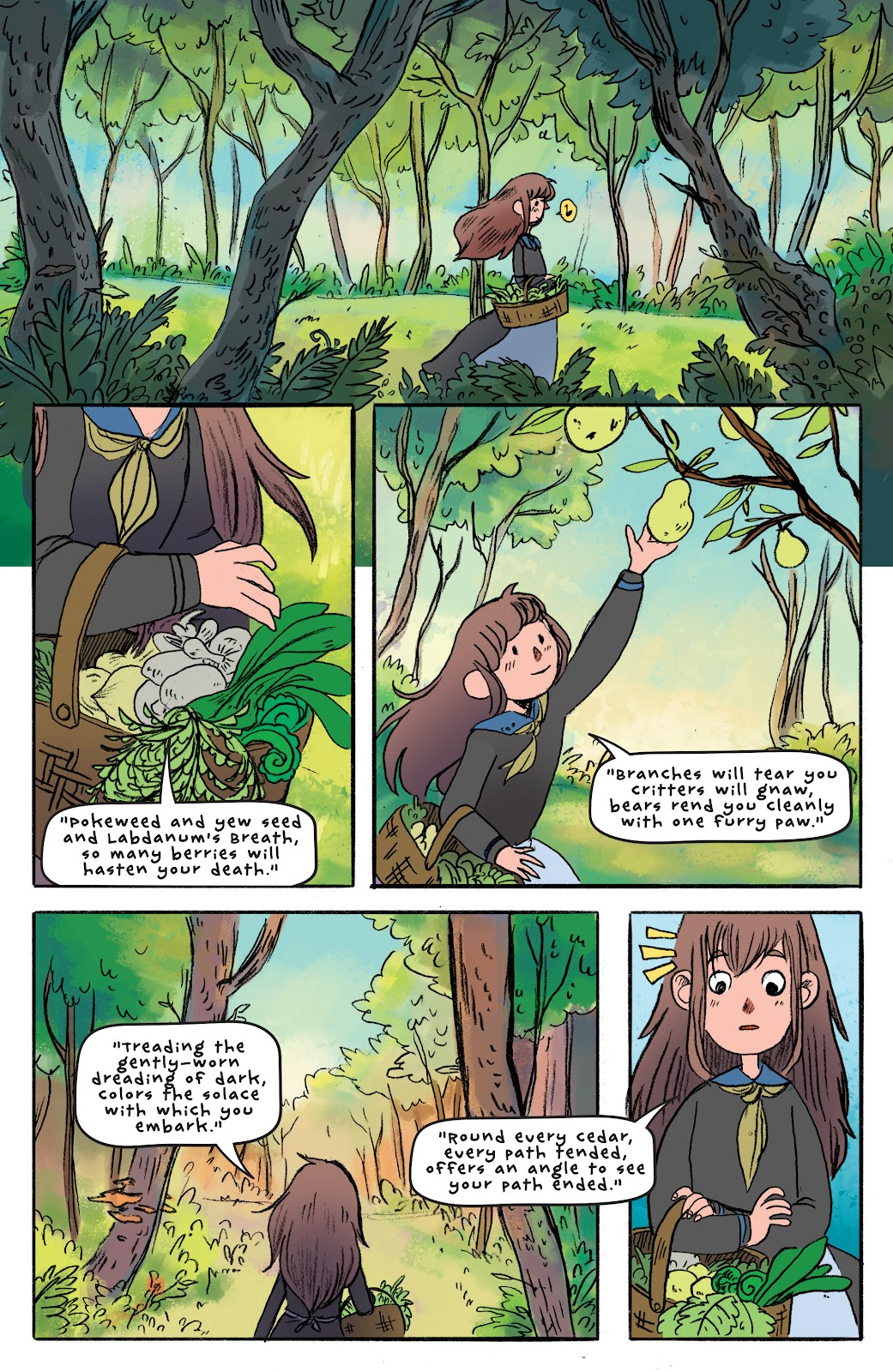 Over the Garden Wall (2016) Issue #4 #4 - English 14