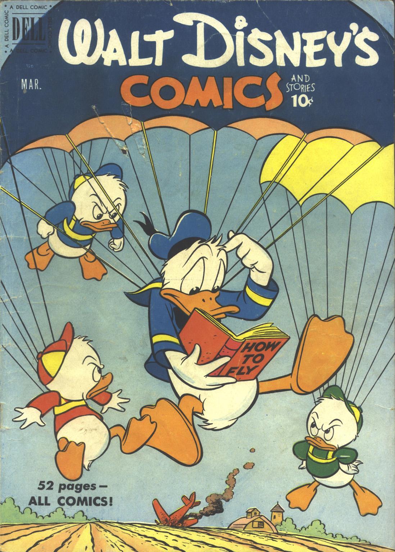 Walt Disneys Comics and Stories 126 Page 1