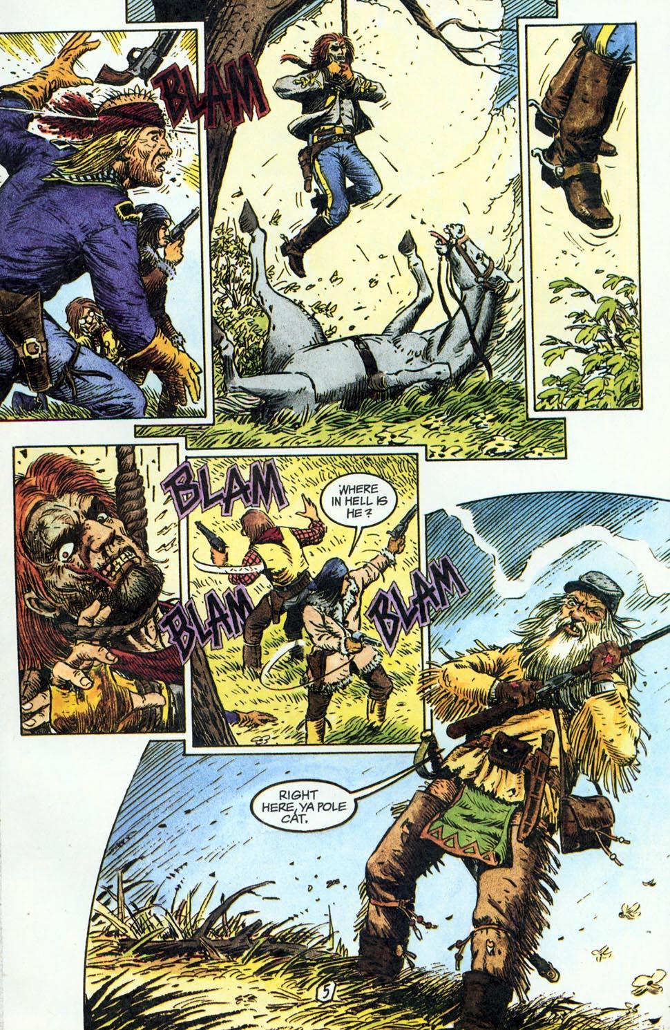 Jonah Hex: Two-Gun Mojo Issue #1 #1 - English 7