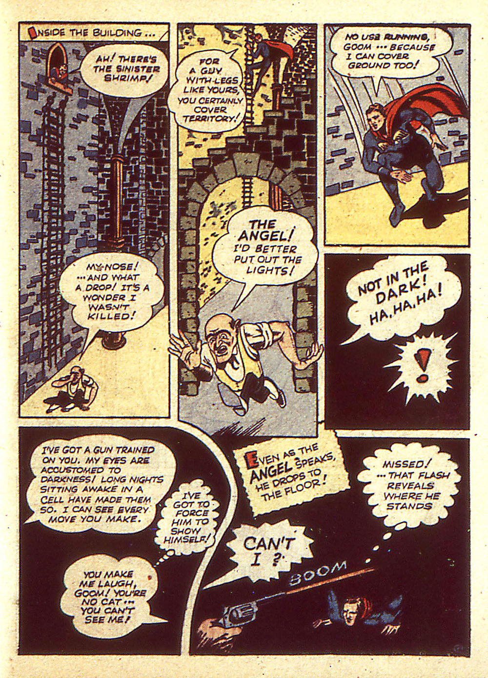 Sub-Mariner Comics Issue #4 #4 - English 58