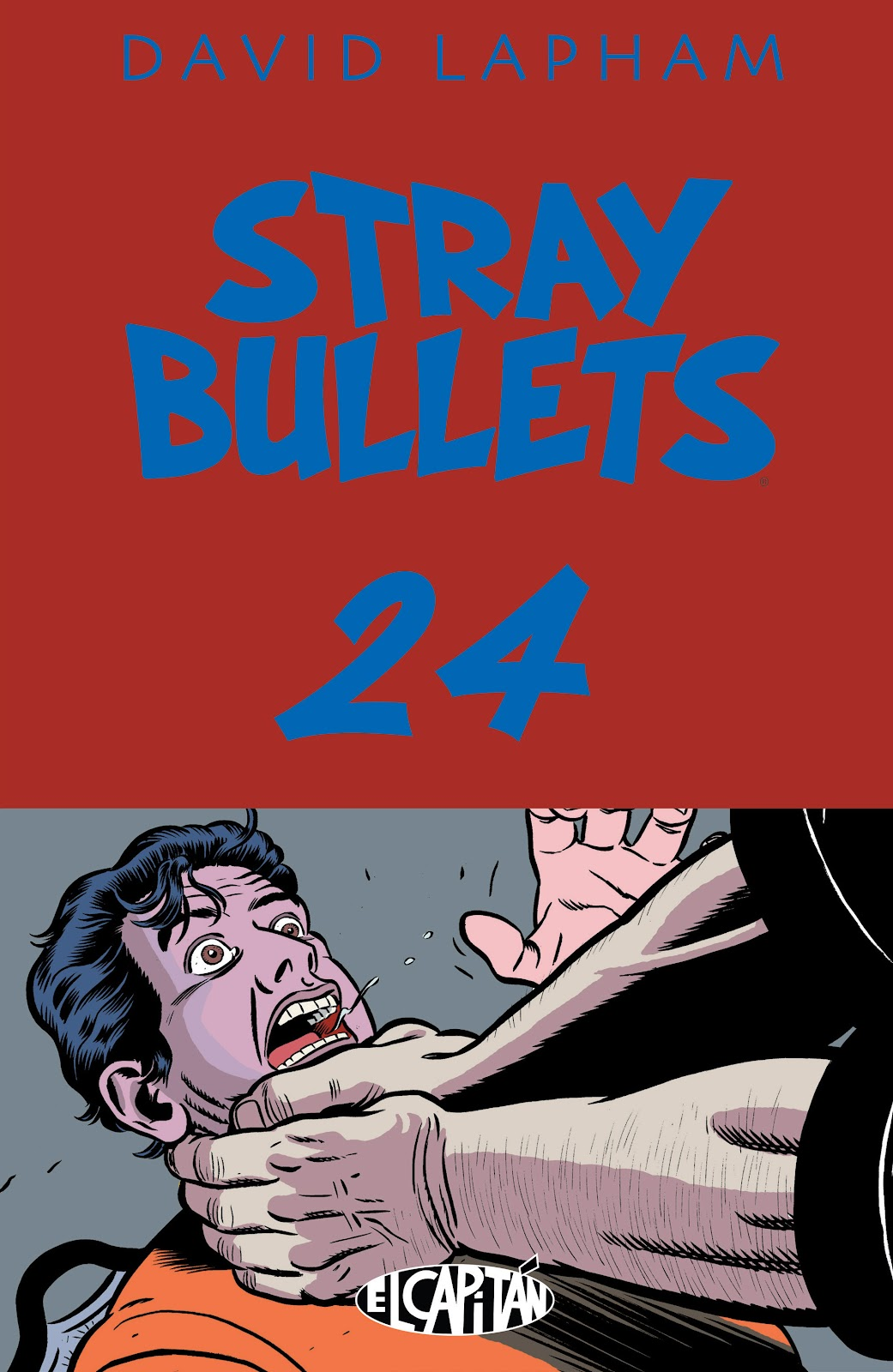 Stray Bullets Issue #24 #24 - English 1