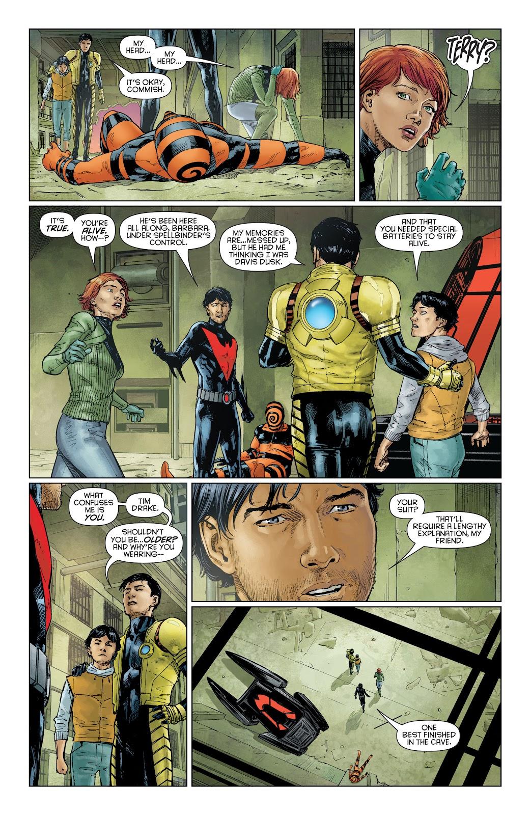 Batman Beyond (2015) Issue #16 #16 - English 15