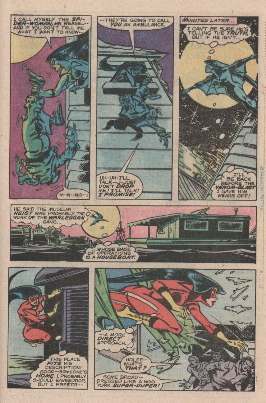 Spider-Woman (1978) Issue #14 #14 - English 13