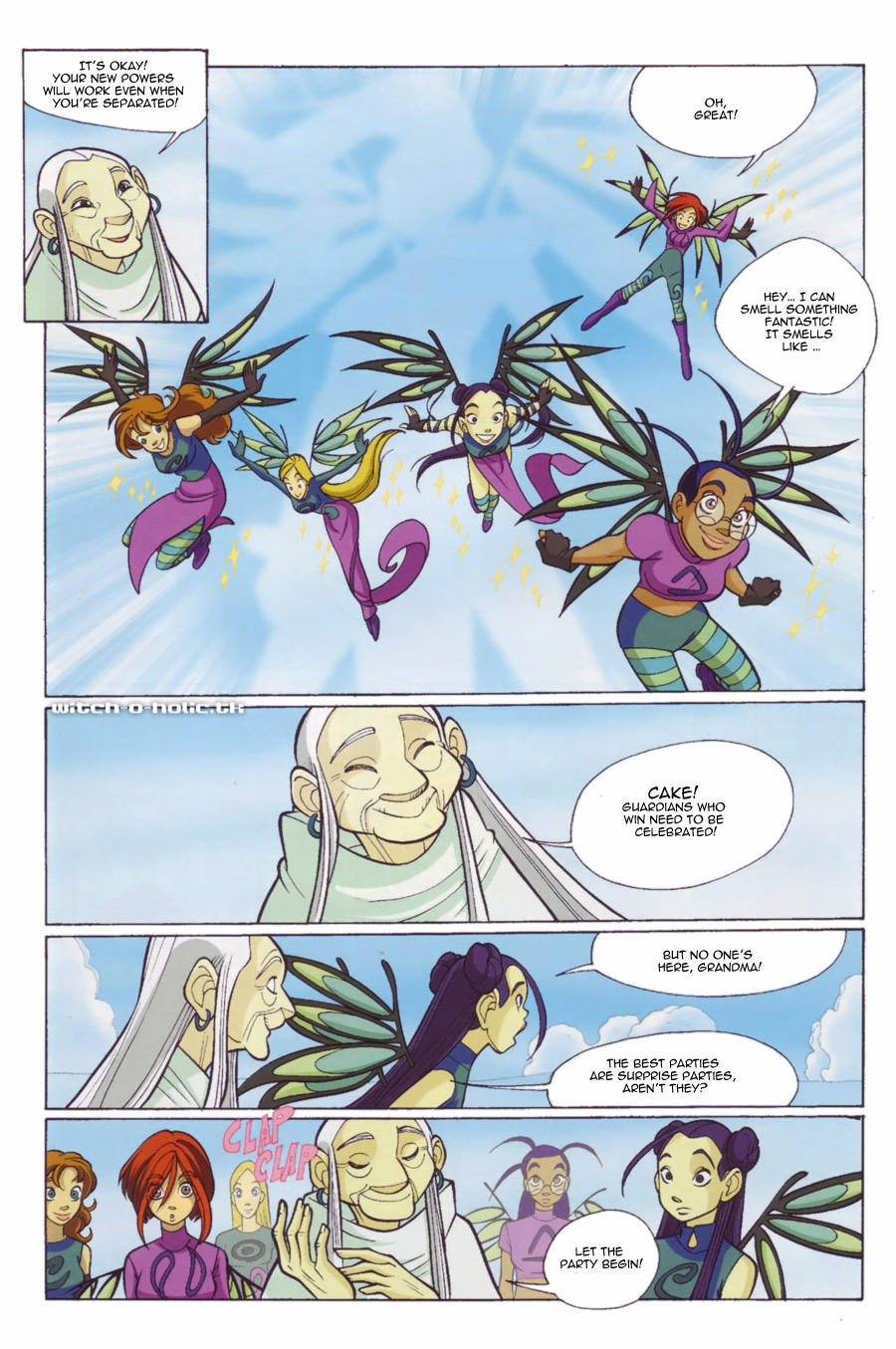 Read online W.i.t.c.h. comic -  Issue #139 - 8