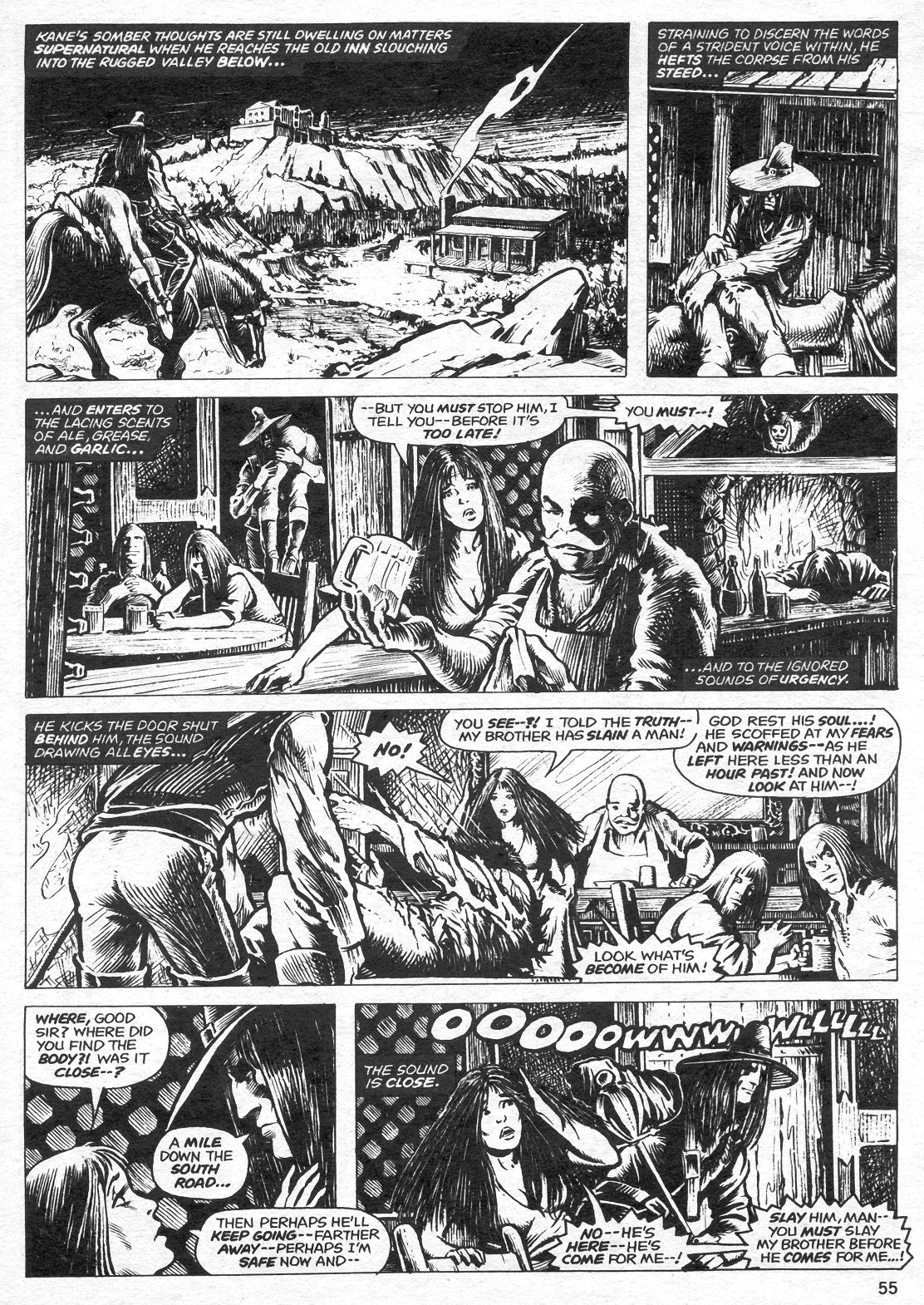 The Savage Sword Of Conan Issue #14 #15 - English 54
