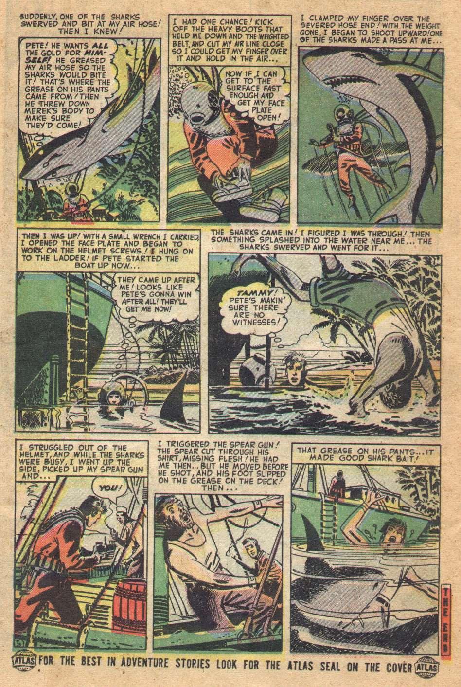 Sub-Mariner Comics #36 #36 - English 22