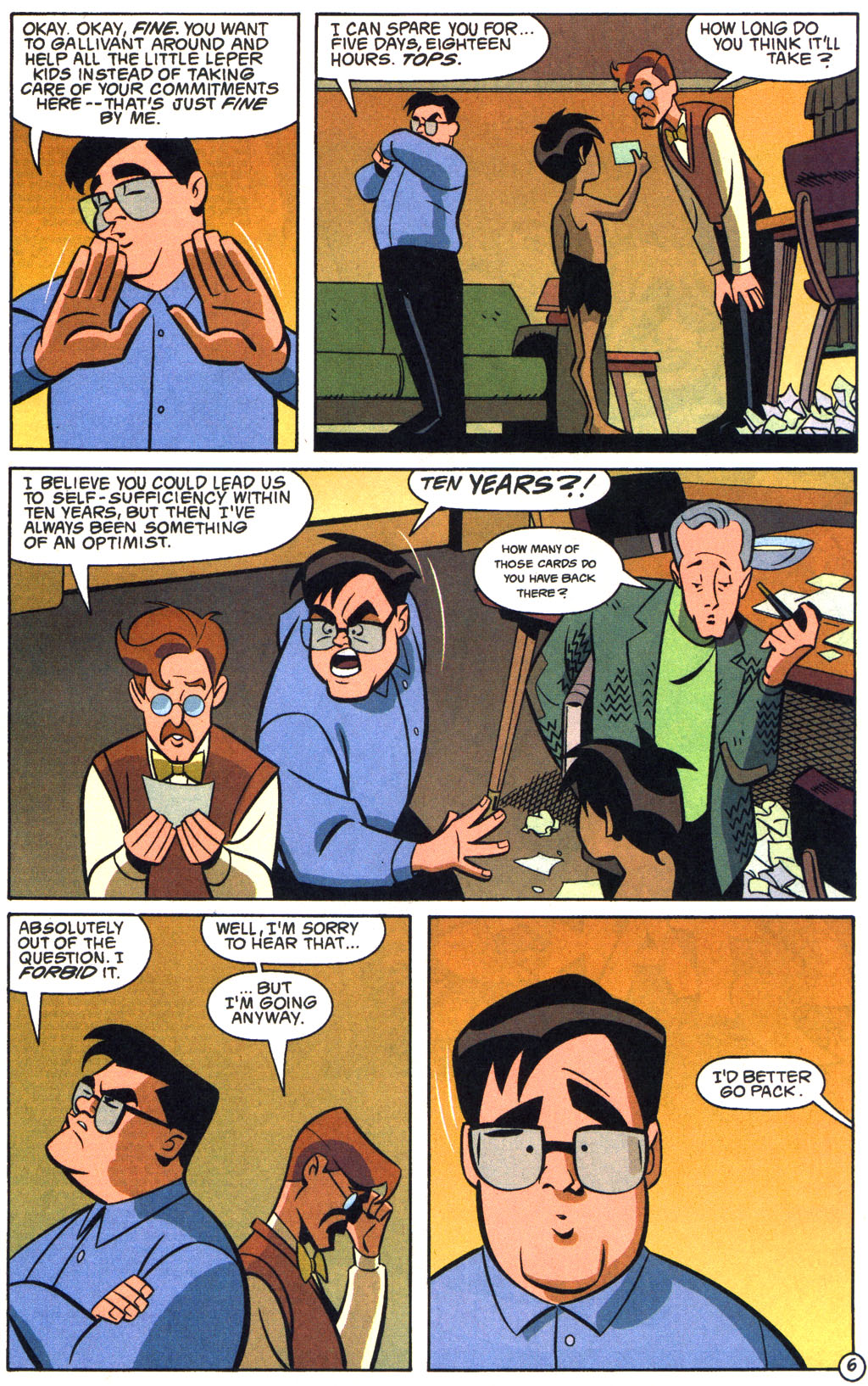 Batman: Gotham Adventures 13 Page 7