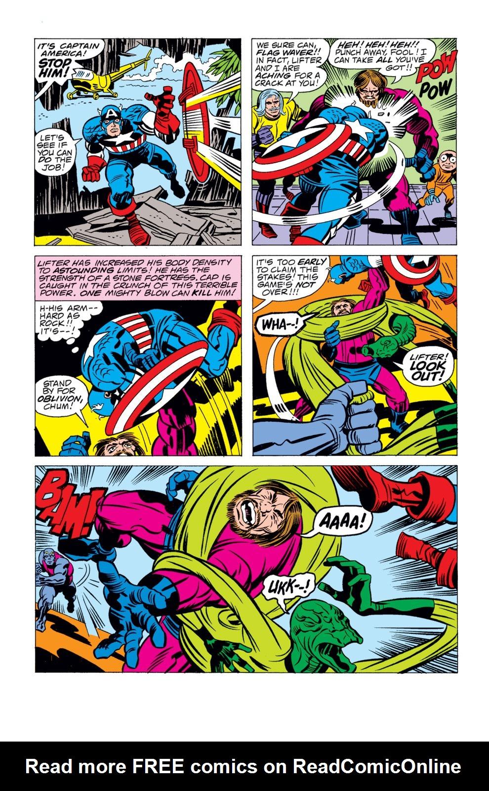 Captain America (1968) _Annual 4 #4 - English 28