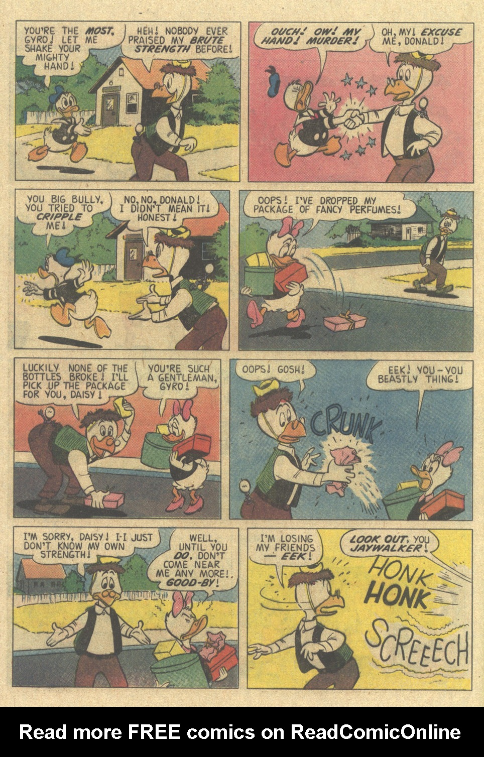Uncle Scrooge (1953) Issue #187 #187 - English 32