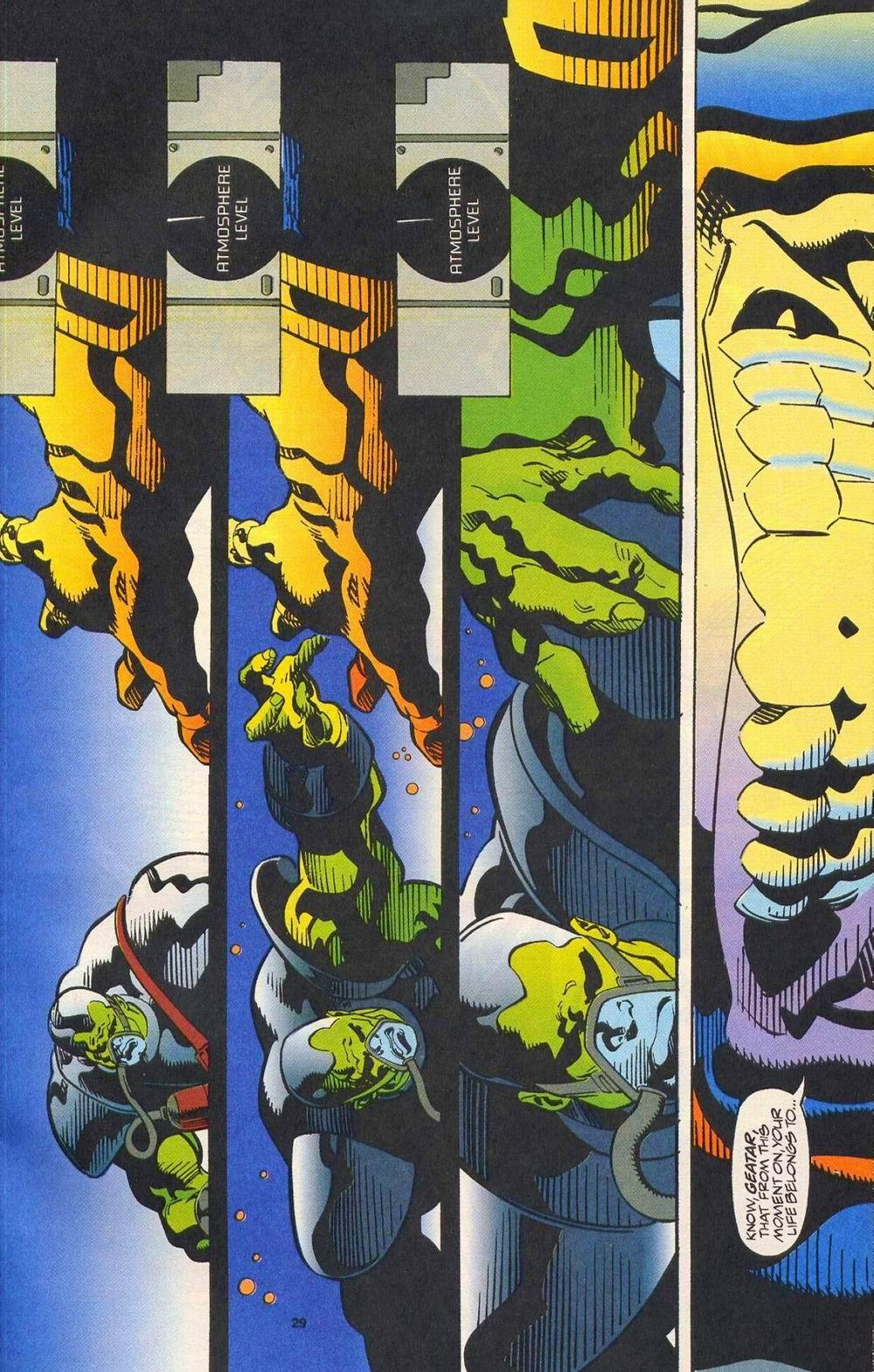 Read online Secret Defenders comic -  Issue #11 - 22