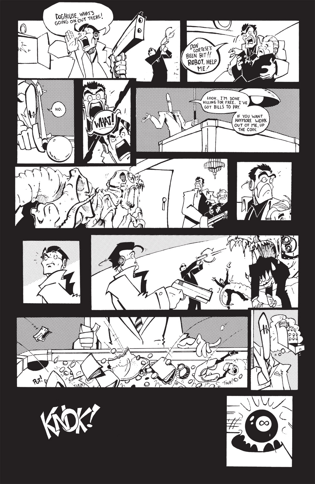 Read online Scud: The Disposable Assassin: The Whole Shebang comic -  Issue # TPB (Part 1) - 119