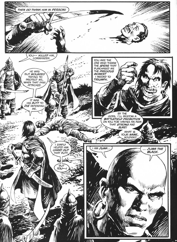 ge Sword O #4 - English 11