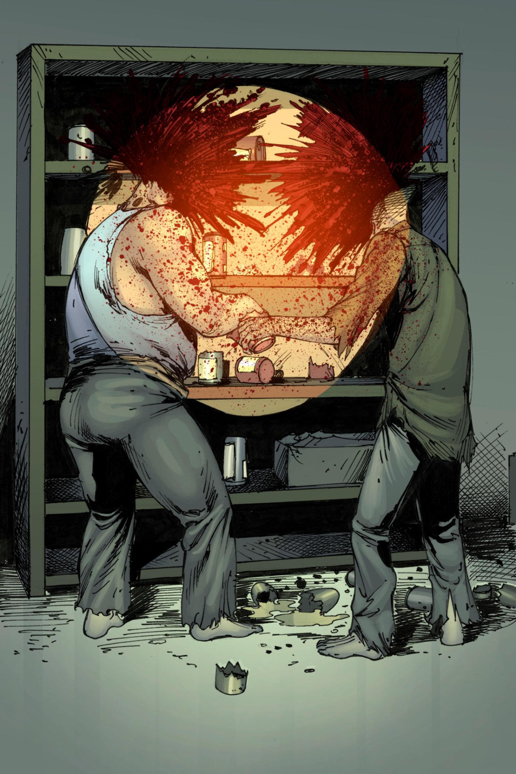 Read online Z-Men comic -  Issue #3 - 77