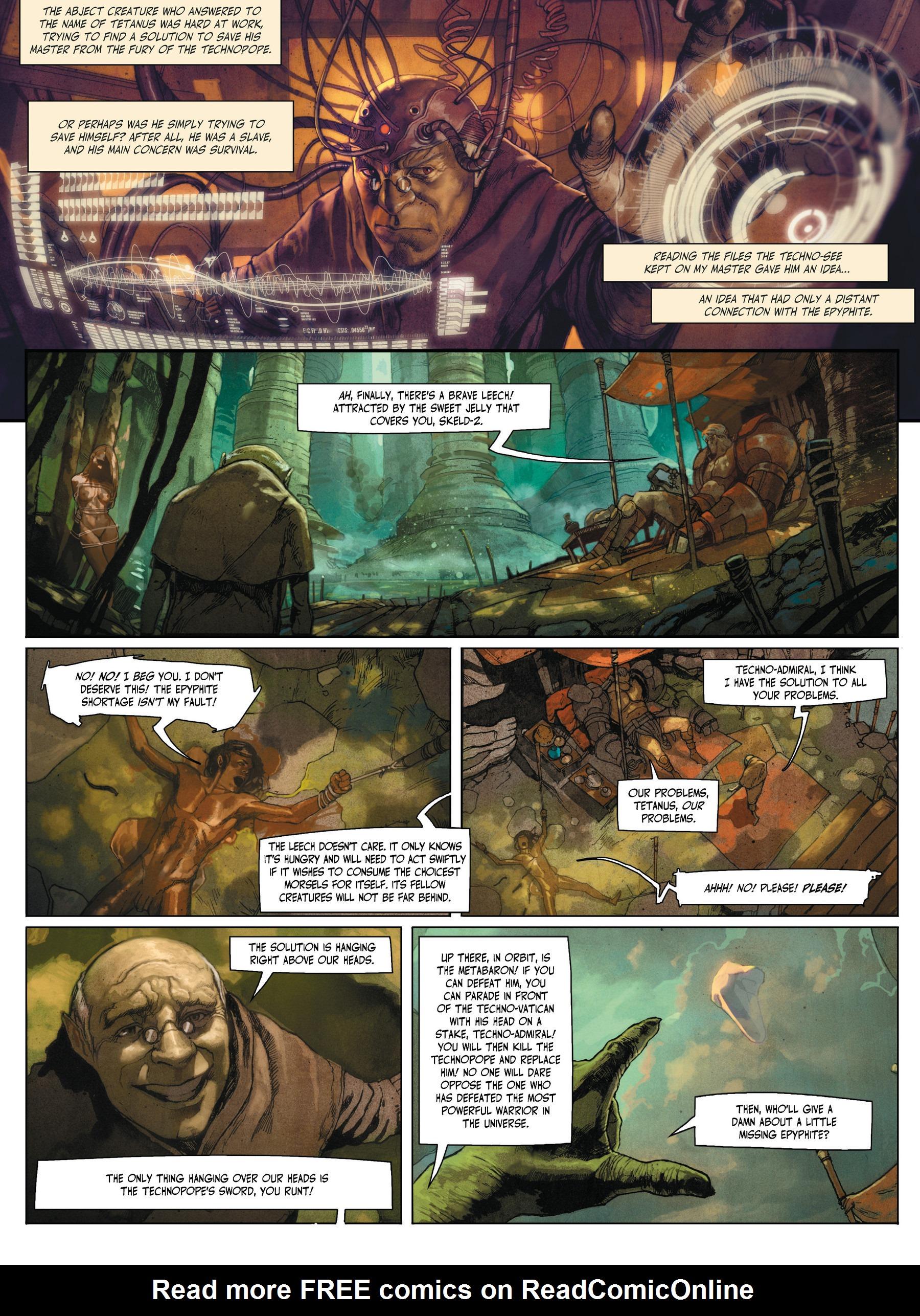 The Metabaron #1 #6 - English 47
