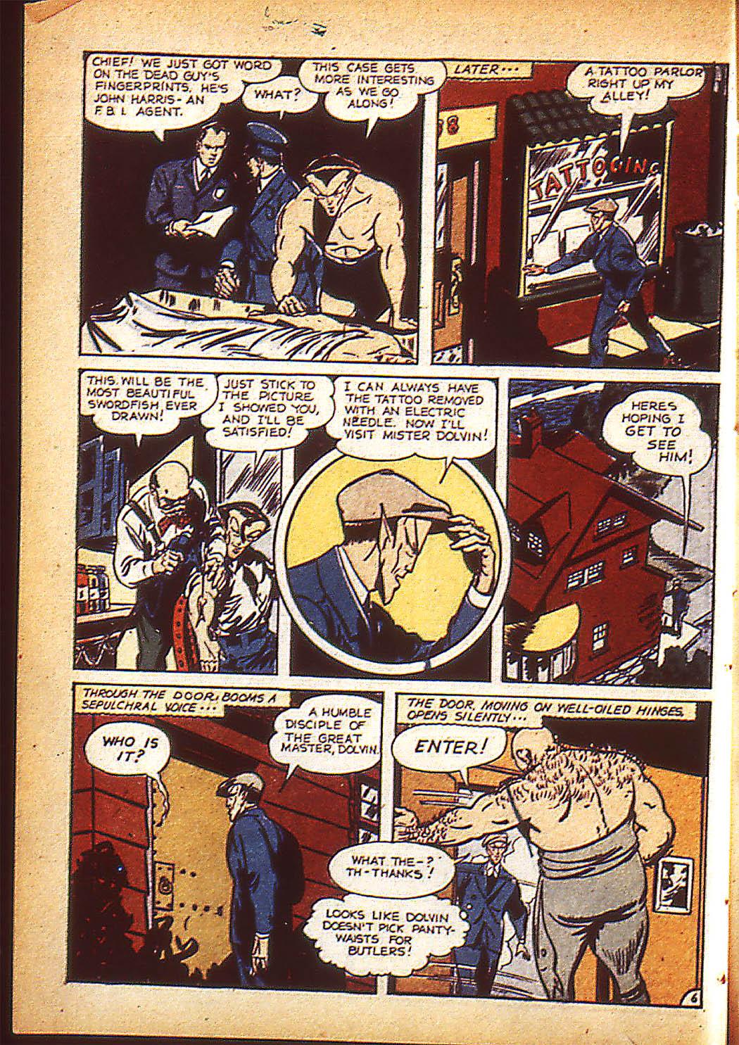 Sub-Mariner Comics Issue #10 #10 - English 9