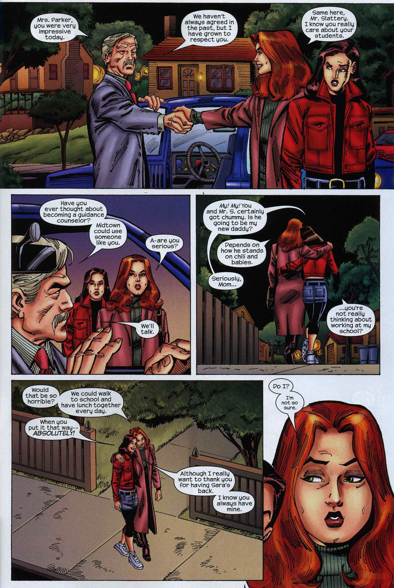 Amazing Spider-Girl #8 #23 - English 23