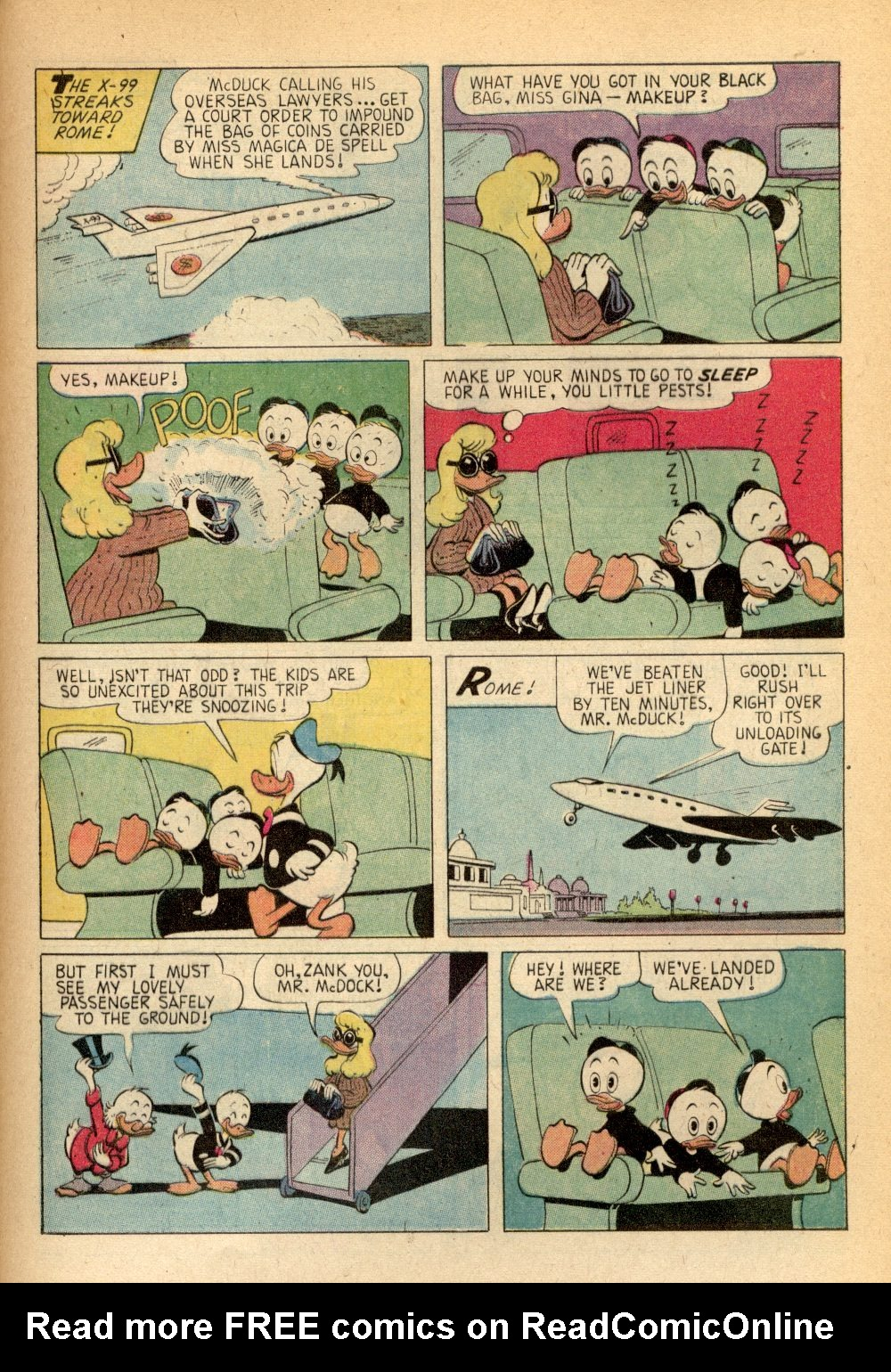 Uncle Scrooge (1953) Issue #93 #93 - English 9