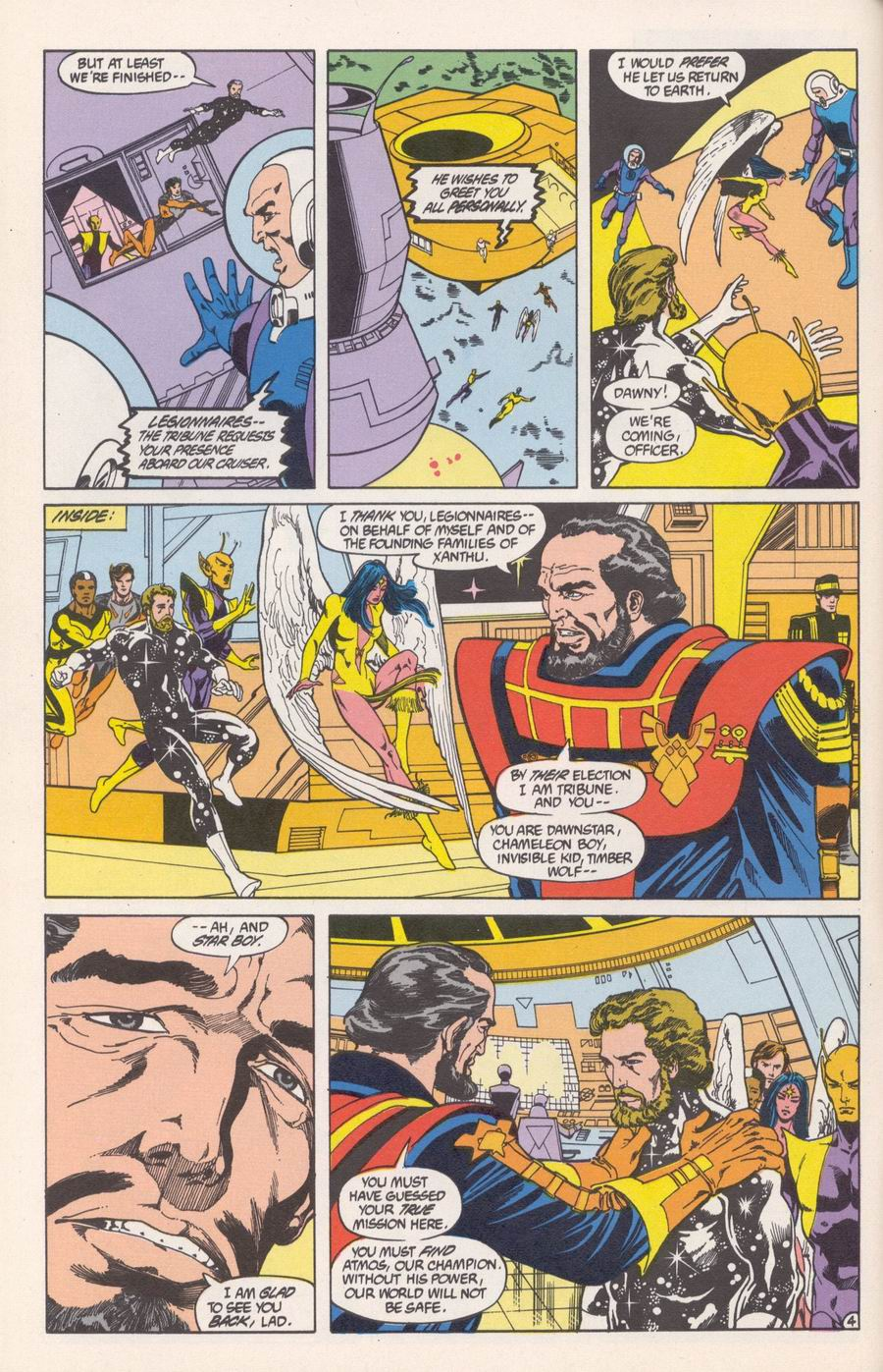 Tales of the Legion Issue #353 #40 - English 5