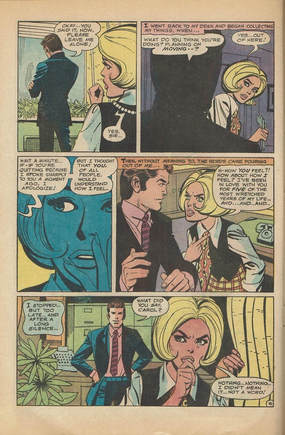Read online Secret Hearts comic -  Issue #144 - 28