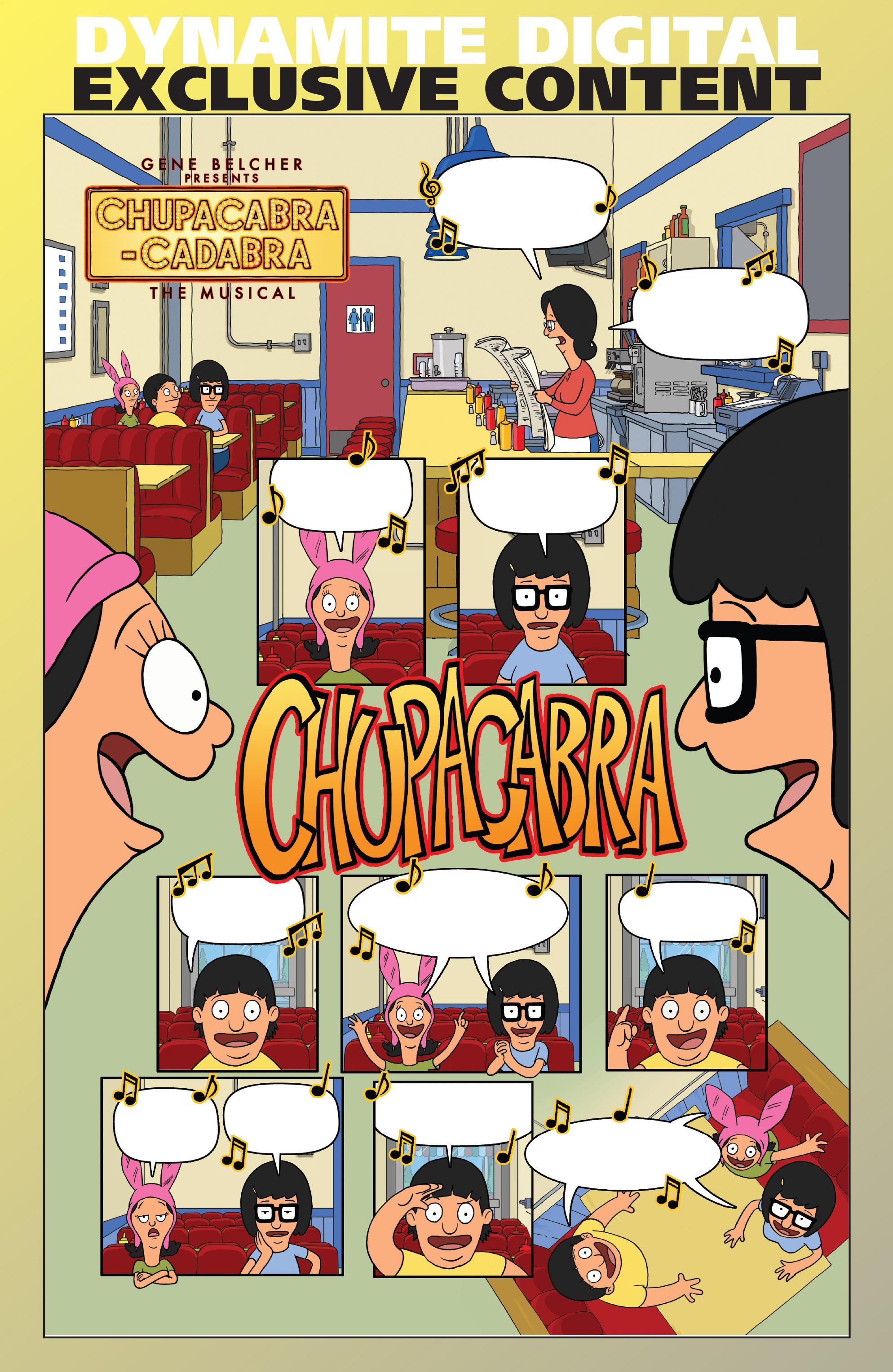Read online Bob's Burgers (2014) comic -  Issue #4 - 27