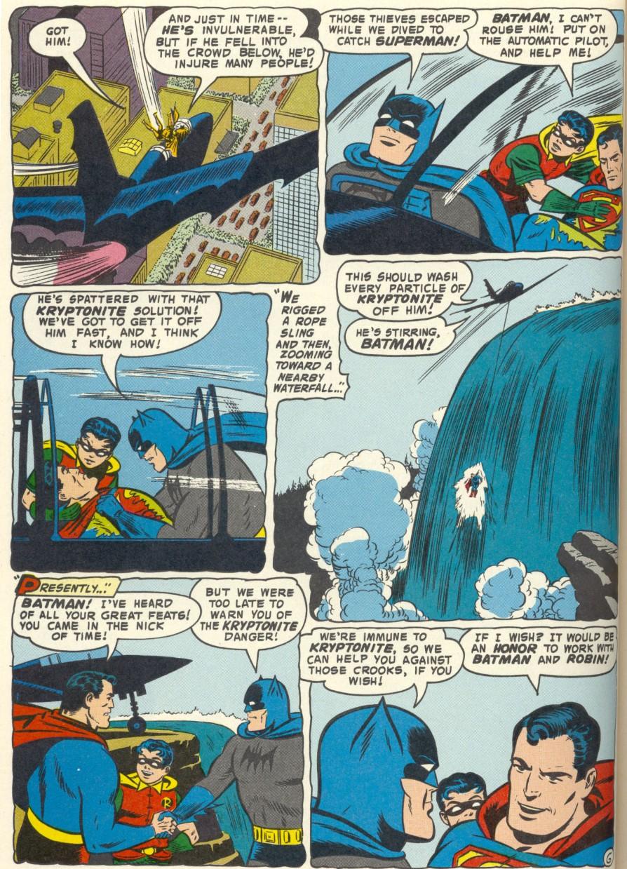 Read online Secret Origins (1961) comic -  Issue # Full - 8