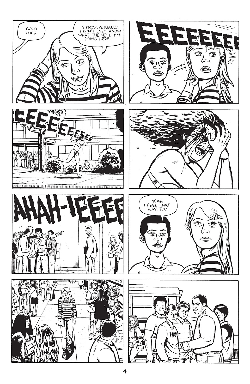 Stray Bullets Issue #31 #31 - English 6