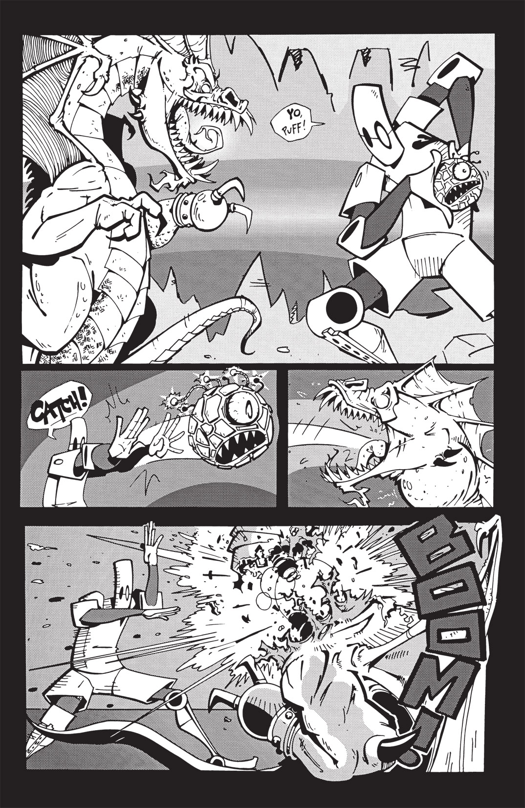 Read online Scud: The Disposable Assassin: The Whole Shebang comic -  Issue # TPB (Part 3) - 68