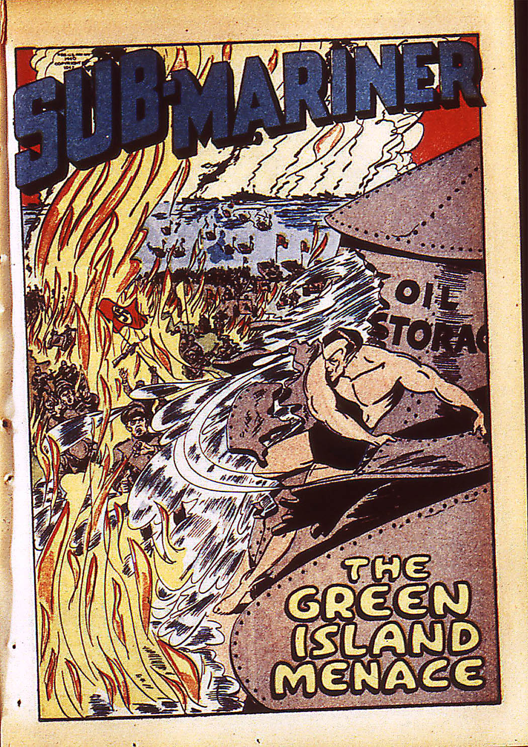 Sub-Mariner Comics Issue #9 #9 - English 24