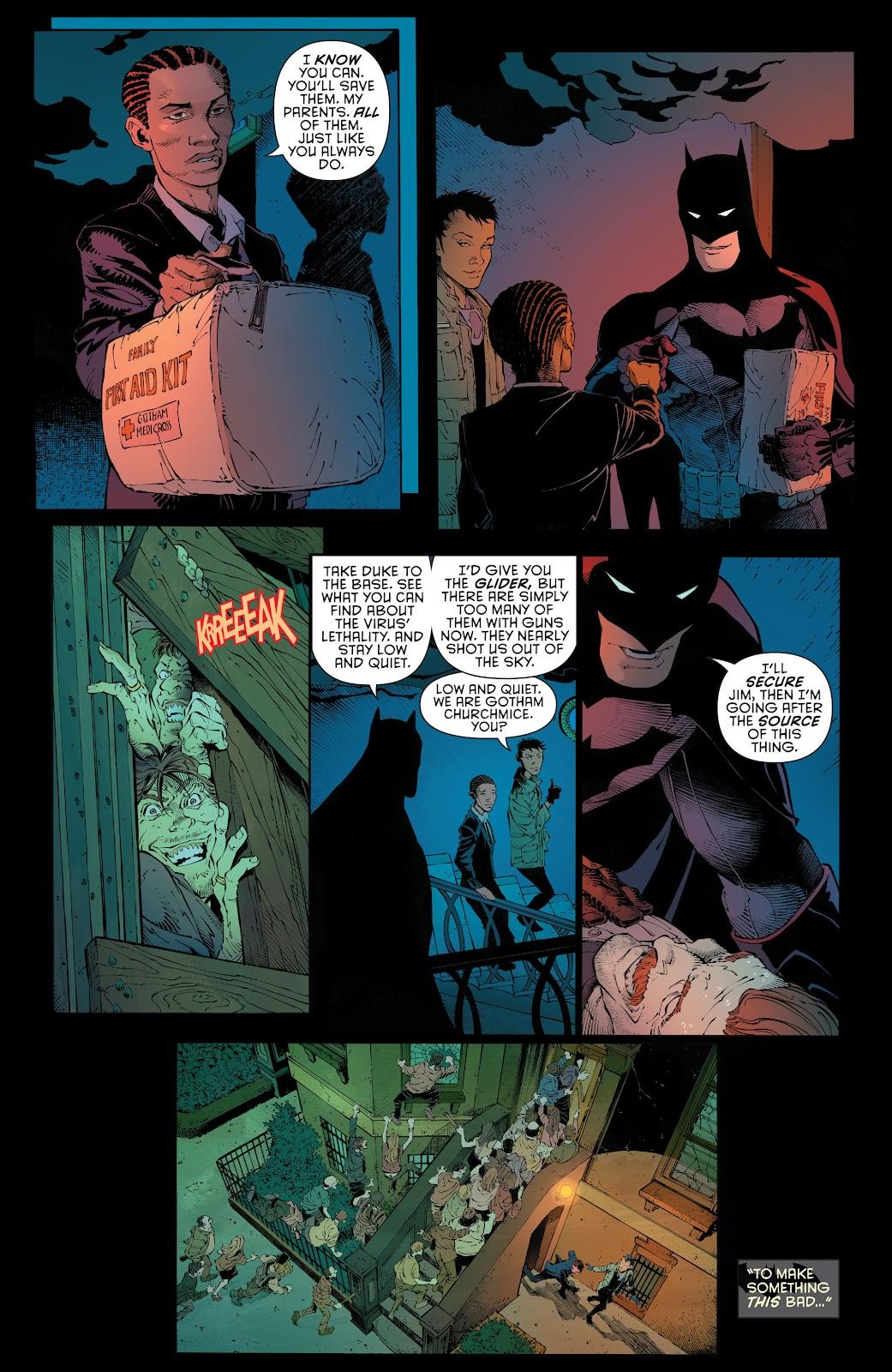 Batman (2011) Issue #38 #57 - English 7