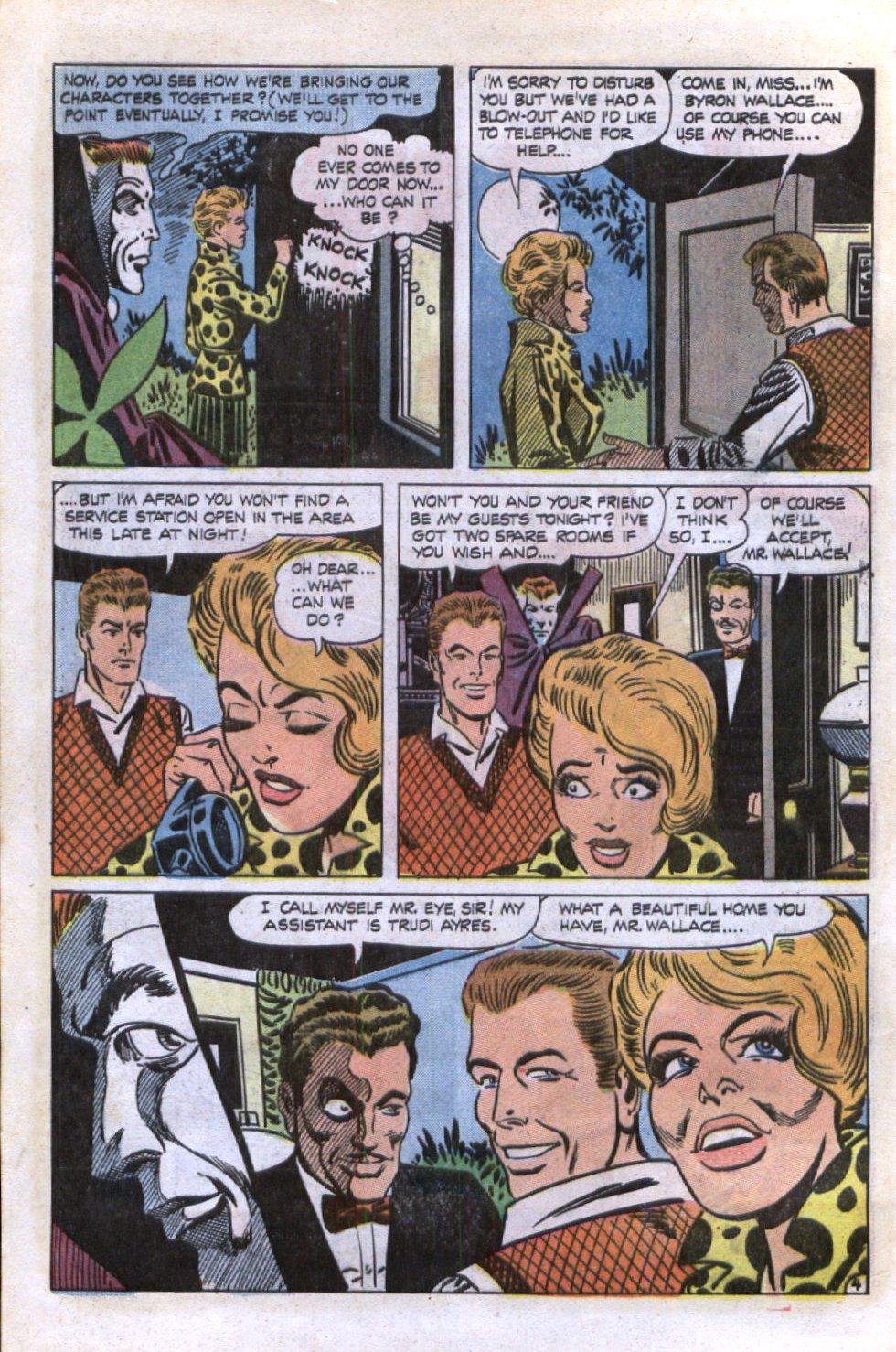 Read online Scary Tales comic -  Issue #34 - 28