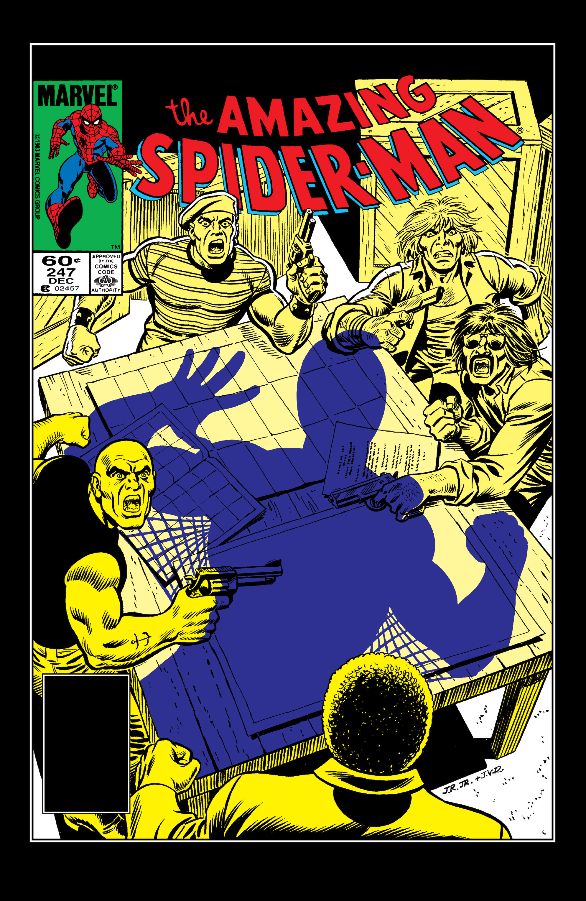 The Amazing Spider-Man (1963) 247 Page 1