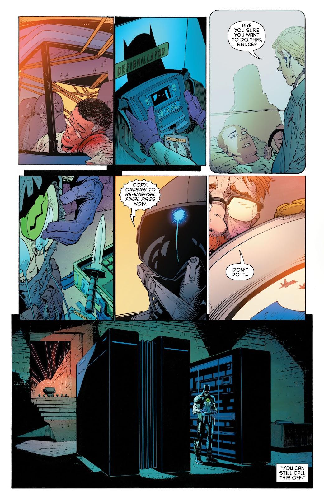 Batman (2011) Issue #33 #52 - English 20