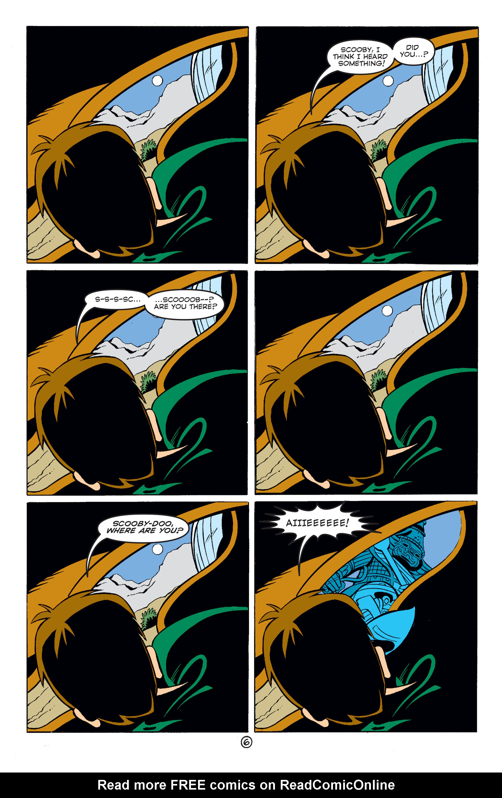 Read online Scooby-Doo (1997) comic -  Issue #54 - 19