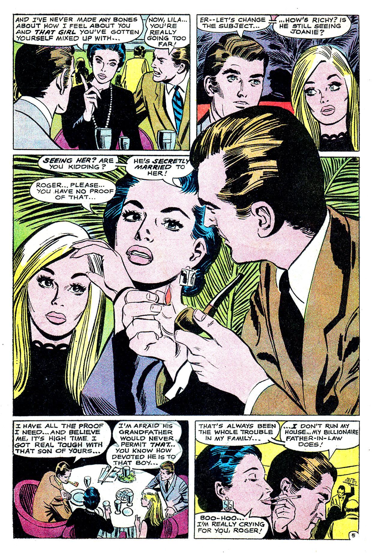 Read online Secret Hearts comic -  Issue #135 - 24
