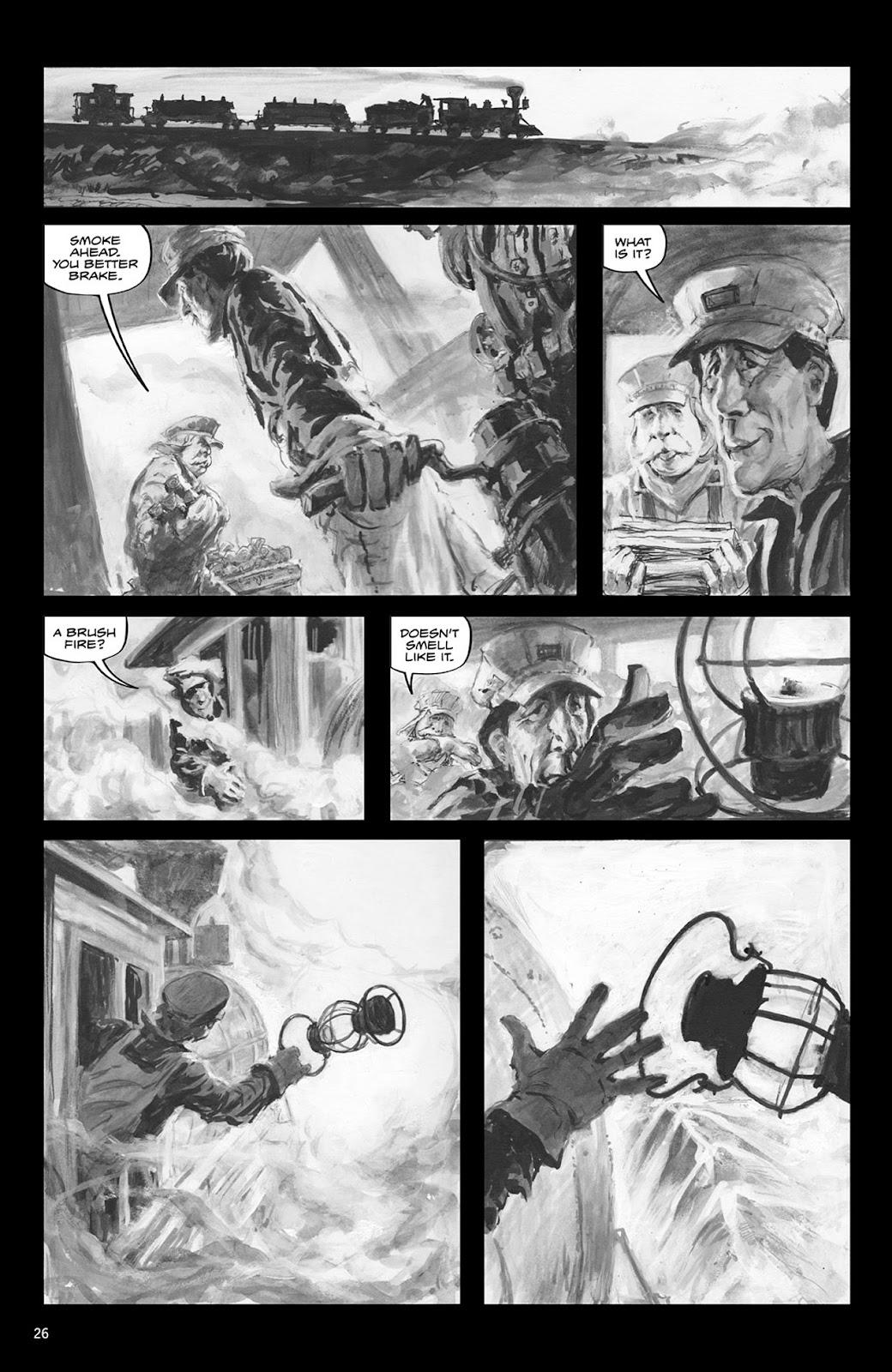 Creepy (2009) Issue #6 #6 - English 28