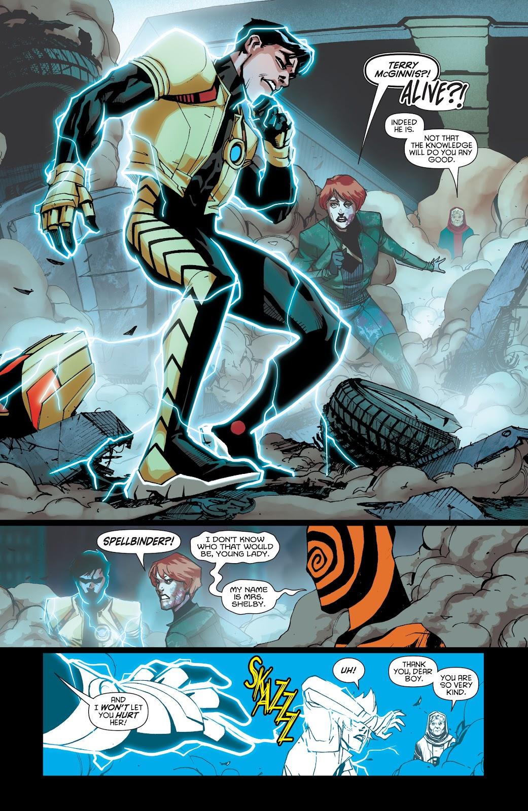 Batman Beyond (2015) Issue #15 #15 - English 8