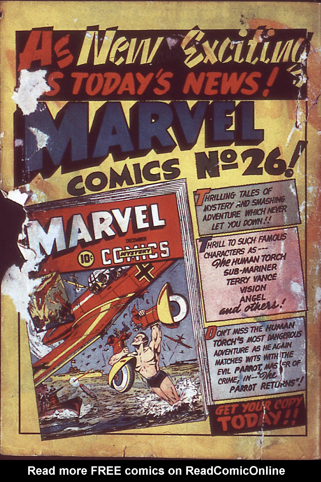 Sub-Mariner Comics Issue #3 #3 - English 69