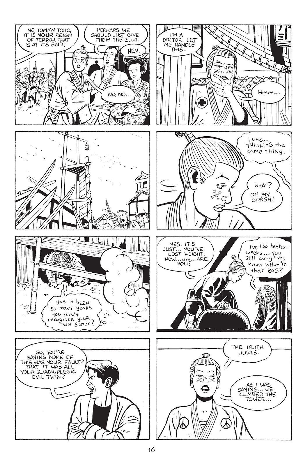 Stray Bullets Issue #39 #39 - English 18