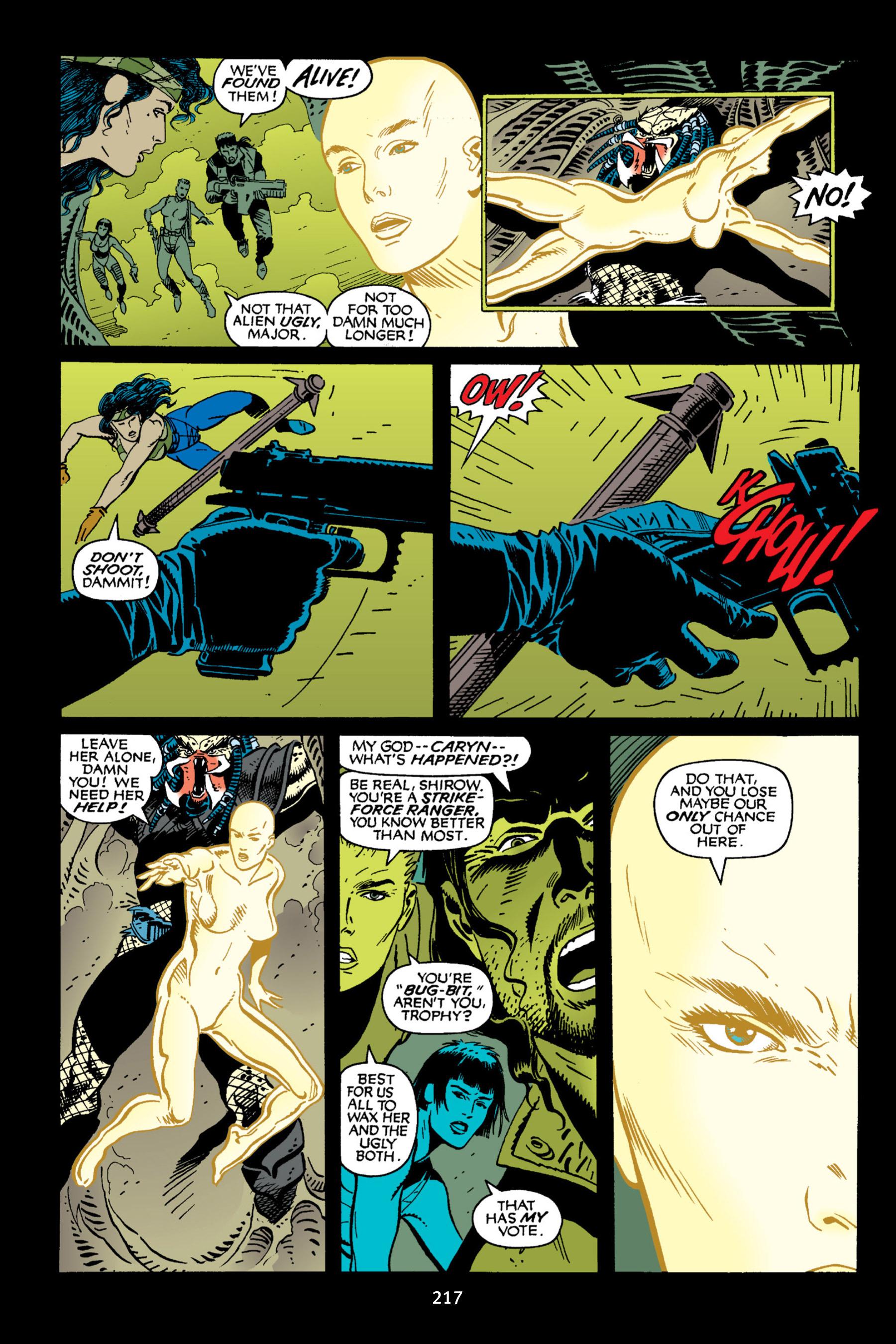 Aliens vs. Predator Omnibus _TPB_2_Part_2 Page 103