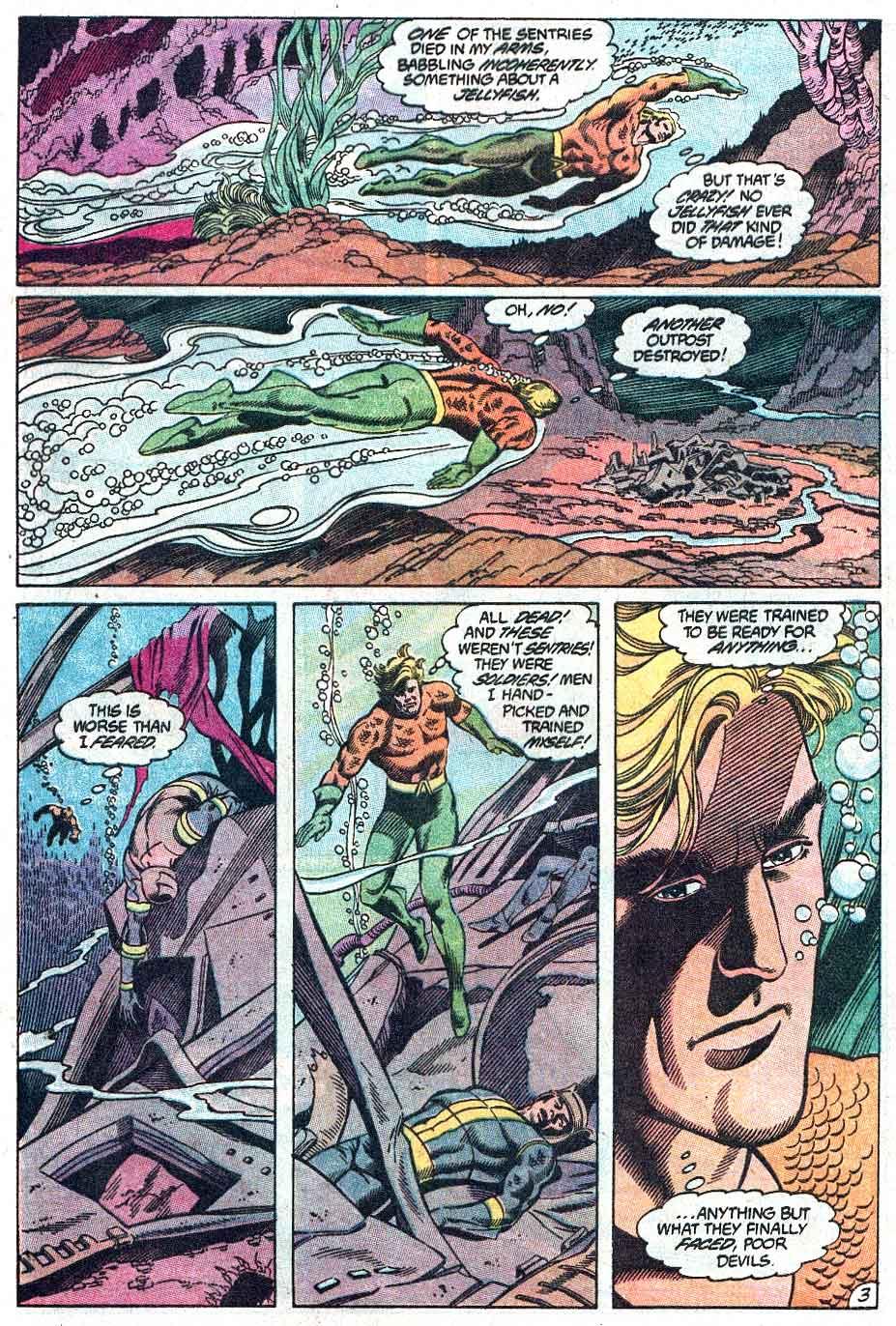 Aquaman (1989) Issue #1 #1 - English 4