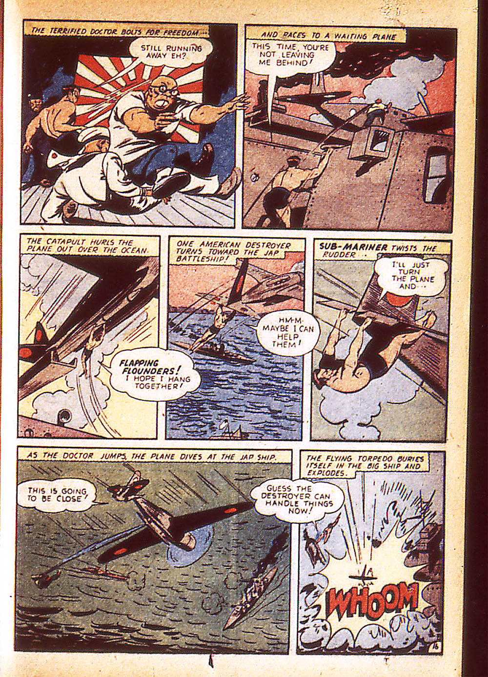 Sub-Mariner Comics Issue #8 #8 - English 40
