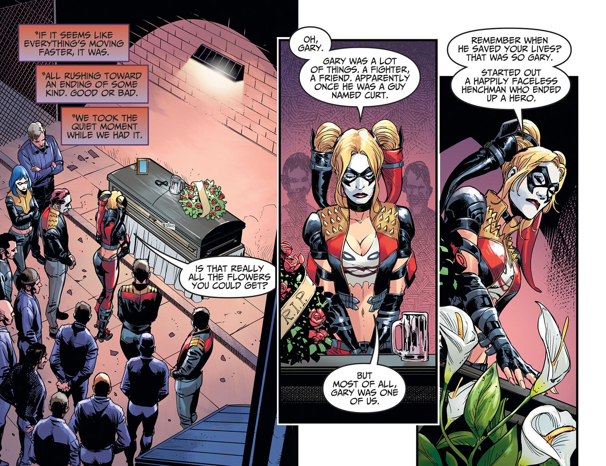 Read online Injustice: Ground Zero comic -  Issue #21 - 14