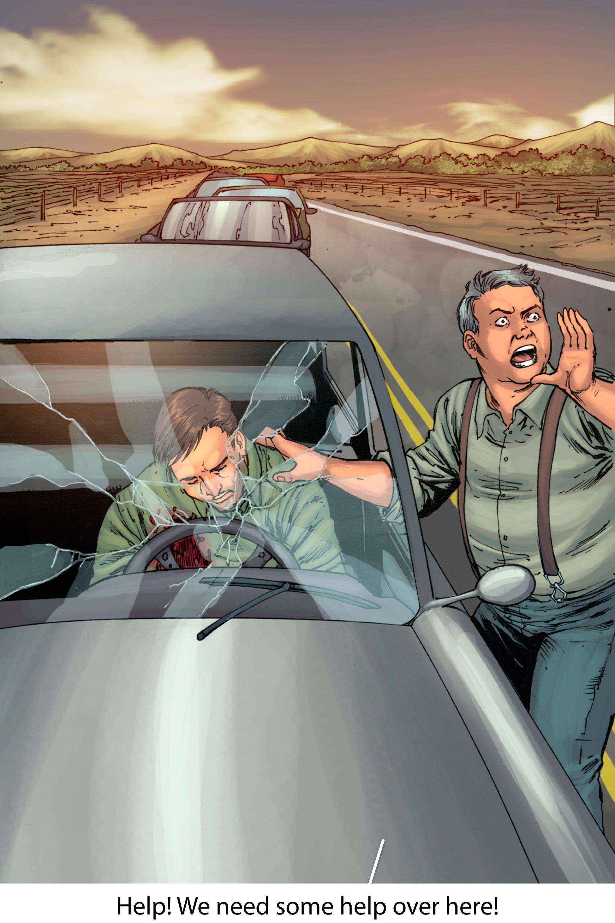 Read online Z-Men comic -  Issue #1 - 24