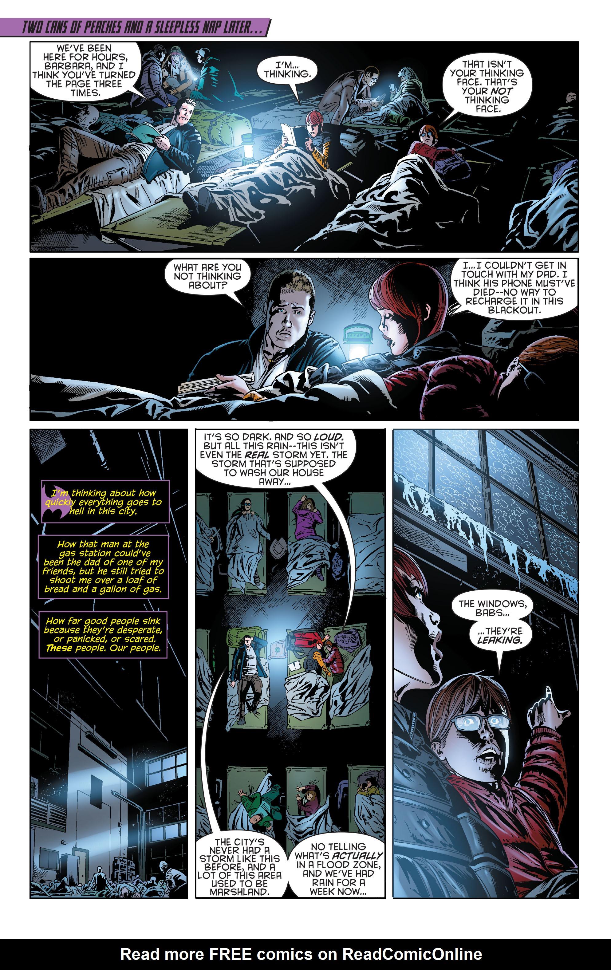 DC Comics: Zero Year chap tpb pic 93