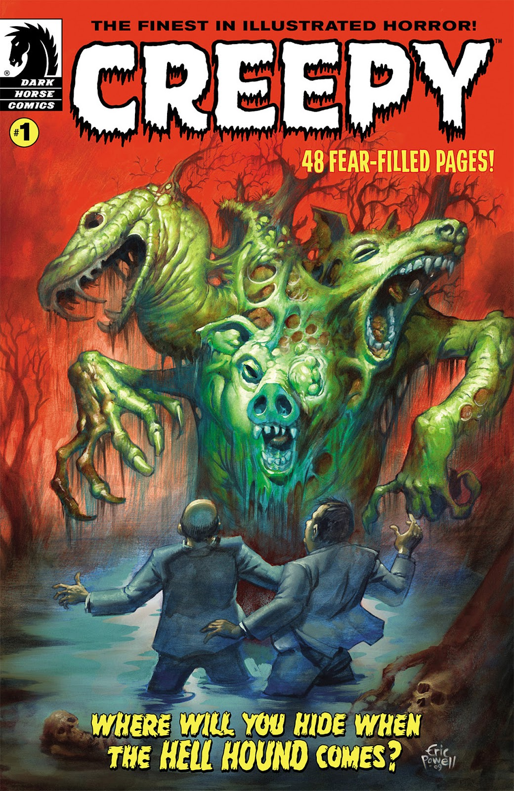 Creepy (2009) Issue #1 #1 - English 1