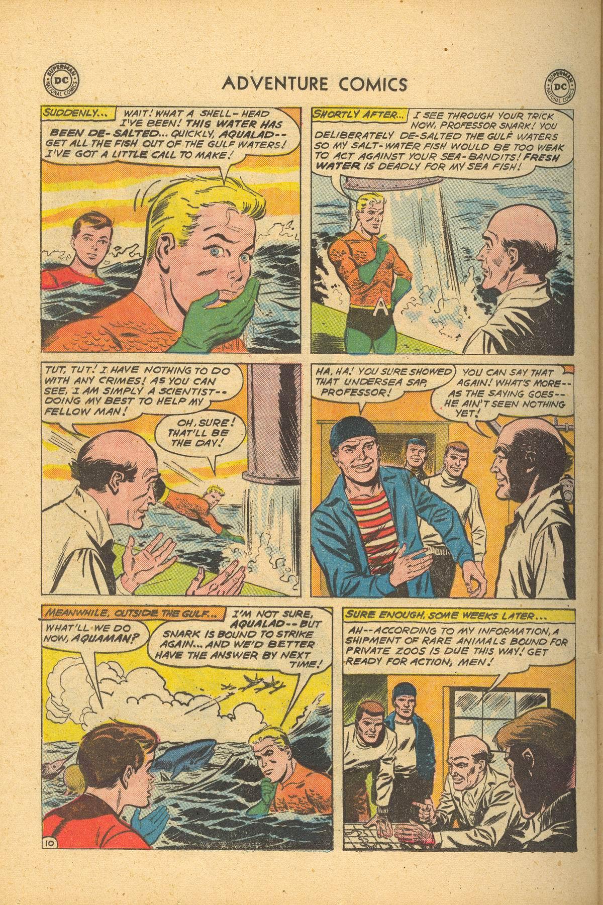 Read online Adventure Comics (1938) comic -  Issue #284 - 28